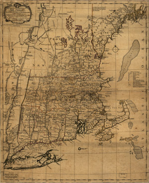 American Revolutionary War Era Maps